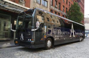 Hampton Jitney bus